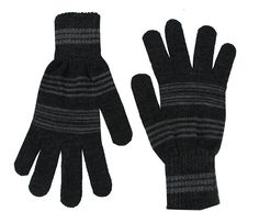 Romano Grey Warm Winter Wool Hand Gloves For Women * Unbelievable offers are coming! : Women's Fashion for FREE