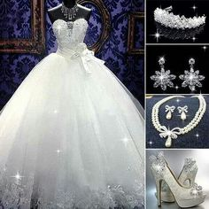 Queen Wedding Dress Dream Dresses Bridal Princess