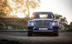 2017 Bentley Bentayga - Photo Gallery of First Drive Review from Car and Driver - Car Images - Car and Driver