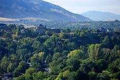 """The Island"" in Logan, Utah by Bachspics, via Flickr"