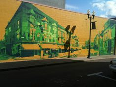 Awesome Mural in Geneva, NY