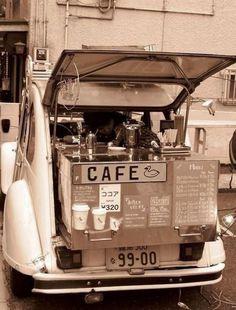 2cv café