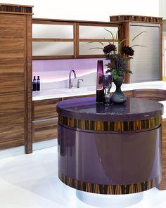Islands etc on pinterest light oak avant garde and grand designs - Stylishly modern kitchen islands additional work surface ...
