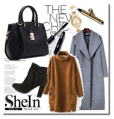 """""""Shein 10"""" by zina1002 ❤ liked on Polyvore featuring Michael Kors"""