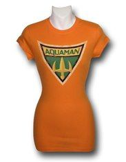 Aquaman Women's Brave and Bold T-Shirt