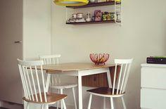 Pinnstolar och bord från Ikea ps 2012