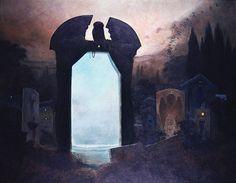 Artwork by Zdzislaw Beksinski