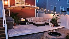 35 Small Deck Ideas for Small Backyards