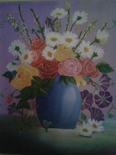 Vazodaki cicekler.flowers in vase