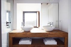 Baño en casa de camp