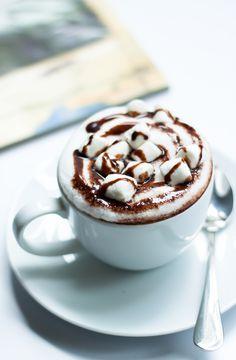 turningpoint2:  Hot chocolate by Supreeya Chantalao