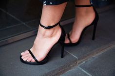 Saint Laurent Jane Sandals