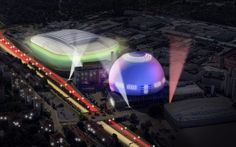 ERICSSON GLOBE ARENA IN STOCKHOLM TO HOST EUROVISION 2016