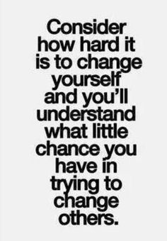 Pray, that's the only way to accomplish true change. God can change hearts...we cannot!  HF2