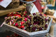 Advent, Salzburg, Dried Flowers, Christmas Wreaths, Crafts For Kids, Spices, Bouquet, Crafting, Holiday Decor