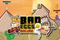 Bad Eggs Online | The Eggpocalypse is here!