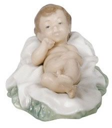 NAO by LladroMade of PorcelainArtist: Salvador FurioFrom the NAO Nativity CollectionSize: x Ships Next Business Day Nativity Scene Sets, Baby Jesus, Home Decor Shops, Collectible Figurines, Ball Jointed Dolls, Home Decor Furniture, Hand Coloring, Babe, Porcelain