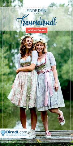 Wir lieben Dirndl - Entdecke jetzt unsere große Auswahl an Mini, Midi oder Maxi Dirndln! You are in the right place about Runway Fashion casual Here we offer you the most beautiful pictures about the Oktoberfest Outfit, Sheer Lace Dress, Flower Girl Dresses, Prom Dresses, Long Summer Dresses, Sweet Dress, The Dress, Streetwear Fashion, Runway Fashion