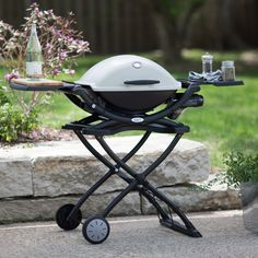 Amazon.com: WEBER Q 2200 Gas Grill: Patio, Lawn & Garden