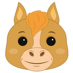 Looking for a Horse Mask For Kids. We have Horse Mask For Kids and the other about Emperor Kids it free. Cowboy Party, Farm Crafts, Preschool Crafts, Horse Crafts, Printable Masks, Printables, Free Printable, Activity Village, Chinese Crafts