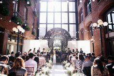 19 Oh-So Cool Industrial Wedding Venues