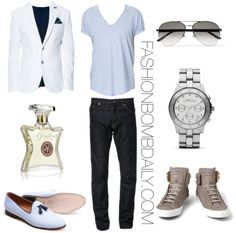 Spring 2013 Men's Style Inspiration: What to Wear to a Summer Concert, A Night on the Town, or Your Birthday