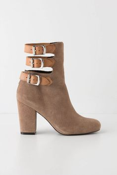 #fallfaves Anthropologie Buckled Mid-Boots. $188. @Anthropologie .