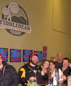 Fiddlehead Brewing In Shelburne Vermont Is A Regular Stop