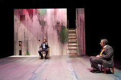 """""""La busta""""  by Compagnia #Scimone Sframeli. Photo by Marco Caselli Nirmal. #Theatre. VIE Scena Contemporanea #Festival 2006"""