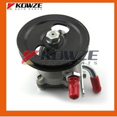 70.00$  Watch here - http://aliby9.shopchina.info/go.php?t=1660380774 - Power Steering Oil Pump Assembly for Mitsubishi Pickup Triton L200 Pajero Montero L300 MB501385  #shopstyle