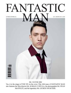 Fantastic man – JOP VAN BENNEKOM