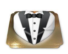Weiße Bräutigam Torte in Herzform #Torte #Hochzeit #Hochzeitstorte