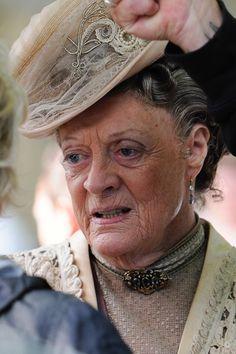Downton Abbey Season Four on-set pictures