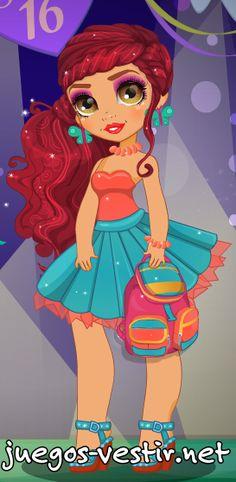 Viviana y Balentina necesitan de un #maquillaje y #ropa para su gran #fiestadecumpleaños #juegosdevestir   #juegosdemaquillar    http://www.juegos-vestir.net/jugar/amigas-fashion