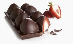 ice tray chocolate strawberries healthy easter brides of adelaide magazine