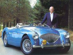 Donald Healey 1956 Austin Healey 100/4