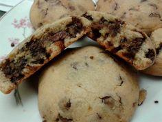 Ideias de Menina – tudo sobre o universo feminino » Receita: Cookies com Nutella