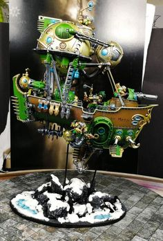 Kharadron Overlords 2 | FEOH Miniatures