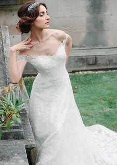 Wedding dress idea; Featured: Sareh Nouri