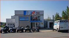 Quad Center Friedberg: ATV und Quad Rundumservice Im Jahr 2005 gegründet führt das Quad Center Friedberg Fahrzeuge der Marken CF Moto, Explorer, Herkules und TGB und bietet ATV und Quad Rundumservice http://www.atv-quad-magazin.com/aktuell/quad-center-friedberg-atv-und-quad-rundumservice/