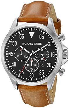 Michael Kors Men's Gage Brown Watch MK8333 - Click this link http://bestwatchesformen.org/?product=michael-kors-mens-gage-brown-watch-mk8333 to get more on watches for men.