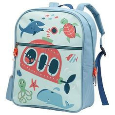 Buy Sugarbooger Zippee Back Pack Ocean from Canada at Well.ca - Free Shipping