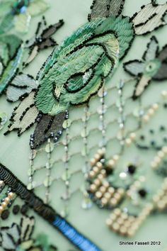 """Shirlee Fassell and I were cut from the same (sparkly) cloth. In a recent blog comment, she remarked that """"sequins"""" is her middle name -- an..."""