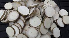 Wooden blanks, 5-6cm, Tree slices, wood slices, branch slices, wooden slices, wedding, UK, name tags, wedding favours, wedding, wedding name on Etsy, $0.57 AUD