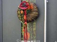 Türkranz Modern türkranz echinacea diy design