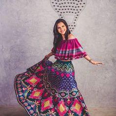 Colours of india India Fashion, Asian Fashion, Boho Fashion, Fashion Outfits, Fashion Check, Indian Attire, Indian Wear, Indian Dresses, Indian Outfits