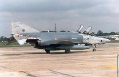 RF-4C  Phantom Spanish Air Force
