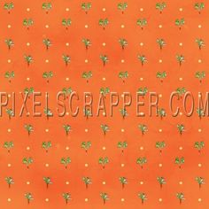 Carrot Paper by Marisa Lerin   Pixel Scrapper digital scrapbooking