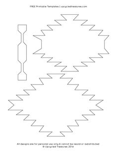 Sun pattern. Use the printable outline for crafts ...