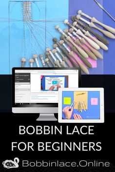 Bobbin Lace for Beginners Online Lace Course — Bobbin Lace Online Hairpin Lace Crochet, Crochet Motif, Crochet Shawl, Crochet Yarn, Crochet Edgings, Bobbin Lace Patterns, Bead Loom Patterns, Bobbin Lacemaking, Patterns